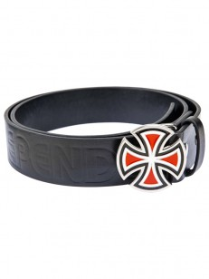 INDEPENDENT pásek BAR CROSS Black