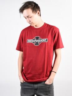 INDEPENDENT triko O.G.B.C Cardinal Red