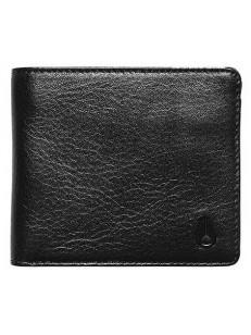 NIXON peněženka CAPE LEATHER COIN BLACK