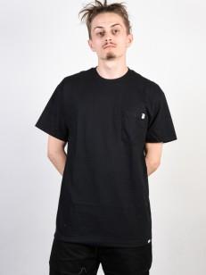 NIXON triko LENNOX BLACK