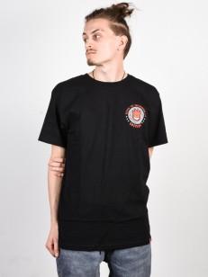 SPITFIRE tričko K.T.U.L BLK/RED-WHT