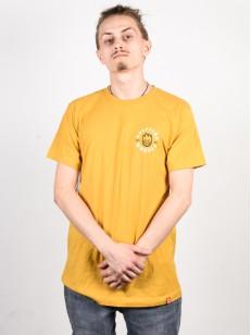 SPITFIRE tričko BIGHEAD CLASSIC MSTRD/BK/WT