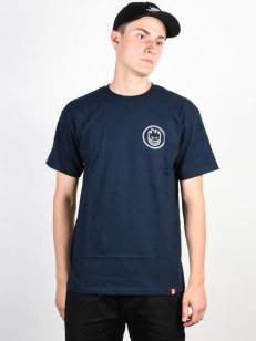 SPITFIRE tričko CLASSIC SWIRL NVY/GRY