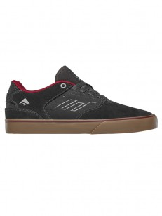 EMERICA boty THE REYNOLDS LOW VULC DARK GREY/GREY/