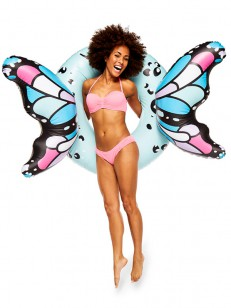 BIG MOUTH INC.  FLOAT BUTTERFLY WINGS BLUE