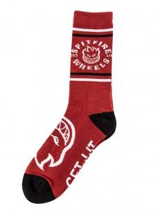 SPITFIRE ponožky CLASIIC BIGHEAD CAR/BLK/WHT