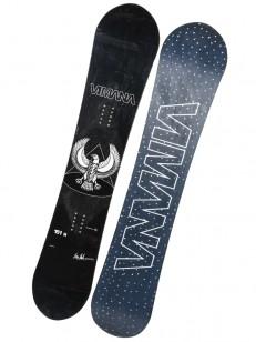 VIMANA snowboard ENNITIME MTN - TESTOVACÍ SNB BLAC
