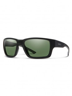 SMITH sluneční brýle OUTBACK Matte Black | ChromaP
