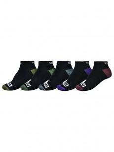 GLOBE ponožky ROMNEY ANKLE 5 PACK