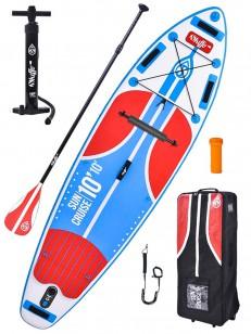 SKIFFO paddleboard SUN CRUISE RED/BLUE