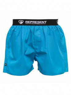 REPRESENT trenky MIKE Turquoise