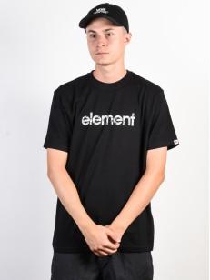 ELEMENT triko VERSE FLINT BLACK
