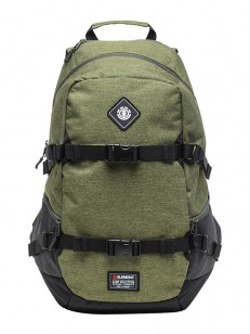 ELEMENT batoh JAYWALKER FOREST HEATHER