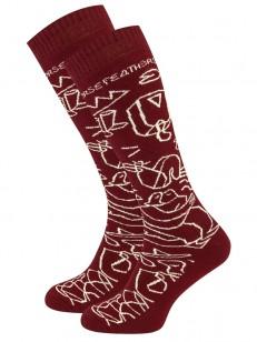 HORSEFEATHERS ponožky DRAVEN LUCAS andorra