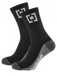 HORSEFEATHERS ponožky JAYDEN black