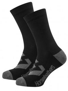 HORSEFEATHERS ponožky LOBY CREW black