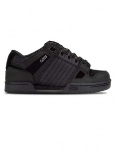 DVS boty CELSIUS black/black/leather