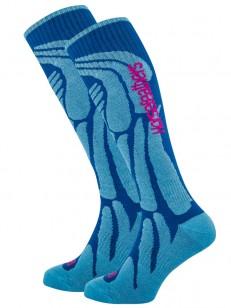 HORSEFEATHERS ponožky ELISE blue