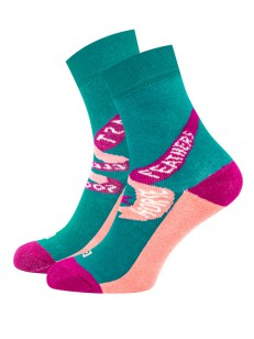 HORSEFEATHERS ponožky LAST harbor blue