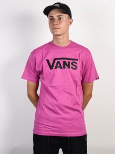 VANS triko CLASSIC ROSEBUD/BLACK