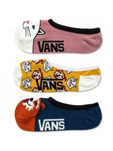VANS ponožky BEST BUD CANOODLES Multi