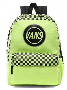 VANS batoh TAPER OFF REALM SHARP GREEN