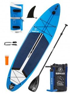SUPFLEX paddleboard CROSSOVER BLUE