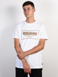 BILLABONG triko TRD MRK WHITE