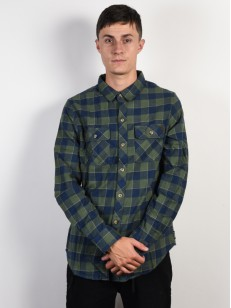 BILLABONG košile ALL DAY FLANNEL FOREST