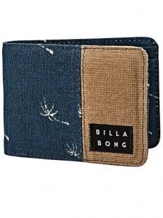 BILLABONG peňaženka TIDES NAVY/KHAKI