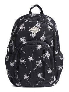 BILLABONG batoh ROADIE BLACK/WHITECAP