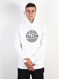 VOLCOM mikina SUPPLY STONE White