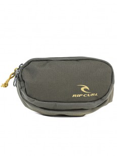 RIP CURL ledvinka WAIST BAG STACKA MILITARY GREEN