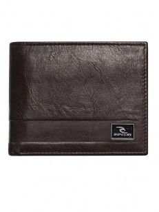 RIP CURL peňaženka SECTION RFID 2 IN 1 BROWN