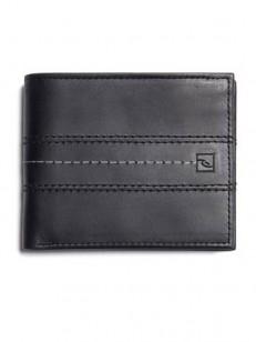 RIP CURL peňaženka STITCH ICON RFID 2 IN1 BLACK