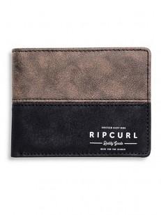RIP CURL peňaženka ARCH RFID PU ALL DAY BROWN