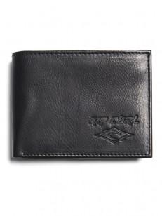 RIP CURL peňaženka ROCKED PU ALL DAY BLACK