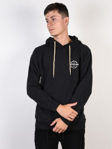 RIP CURL mikina PERFECTO WASHED BLACK