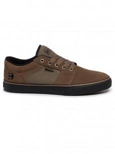 ETNIES topánky BARGE LS OLIVE/BLACK/GUM