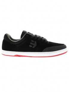 ETNIES topánky MARANA BLACK/WHITE/RED