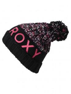 ROXY čiapka ALYESKA TRUE BLACK