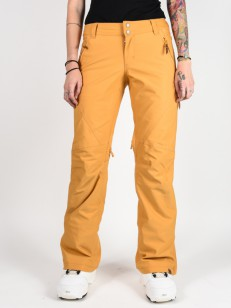 ROXY kalhoty CABIN SPRUCE YELLOW