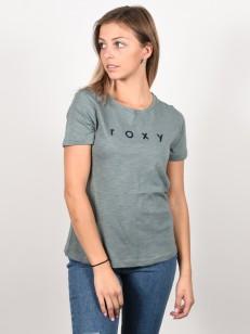 ROXY tričko RED SUNSET TROOPER