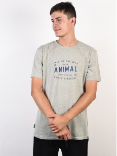 ANIMAL triko CALL GREY MARL