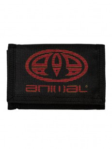 ANIMAL peňaženka VEXED BLACK