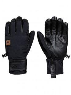 QUIKSILVER rukavice SQUAD BLACK