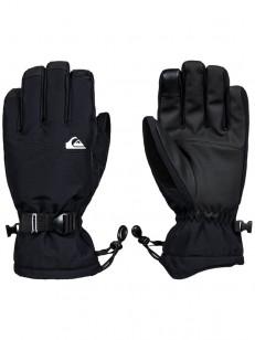 QUIKSILVER rukavice MISSION BLACK