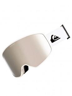 QUIKSILVER brýle STORM MIRROR SNOW WHITE