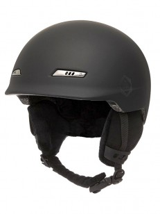 QUIKSILVER helma PLAY CORDUROY BLACK