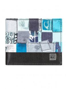 QUIKSILVER peněženka FRESHNESS BLUE ATOLL